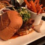 K-BBQ Burger