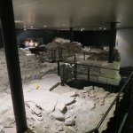 Photo of Archeological Site at St. Pierre's Cathedral