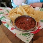 Smoky Chips and Salsa