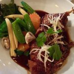 Crispy Duck with Ginger