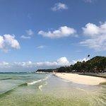 Boracay white beach  2017 mars 19 en underbar ö med coral dykning och en kanonbeach...👍🏖🏖