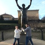 Photo de Rocky Statue
