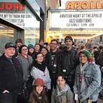VGHS students from AZ loved their visit to the Apollo.