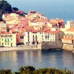 Le ravissant port de Collioure là ou est né le Fauvisme