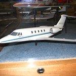 Cessna Citation III 650 business jet model