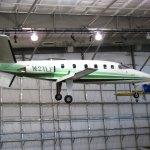 Lear Avia 2100 built by Bill Lear