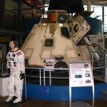 Actual Apollo 7 Command Capsule