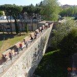 Photo of Passeggiata sulle mura di Pisa