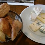 Cheese starter.