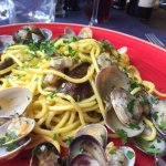Pasta with Clams (vongole)