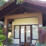 Our room / bungalow from the outside
