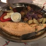 Arctic char from Klaustur. Really good