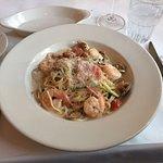 Shrimp & Clam Pasta