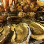 Plateau de fruits de mer pour 2