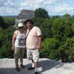 """Impresionantes vistas panorámicas """"Zona arqueológica de Kinichna"""""""