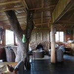 The lodge - common area