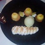 tarte au citron meringuée destructurée