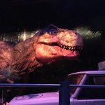Jurassic World exhibit
