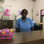 Easter smile from Buccaneer Beach Club Team!