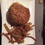 Tartare de Thon façon Thai et Hamburger 🍔 maison 😛
