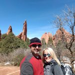 There are countless breathtaking places nearby the Adobe Inn. Garden of the Gods, a MUST do!