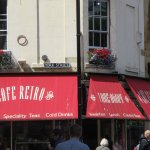 Cafe Retro BathCity