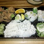 non sushi yumminess