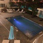 Foto de The Aqua Hotel