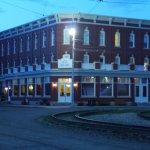 The original Selkirk Hotel