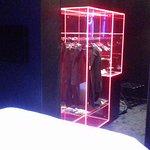 Neon closet