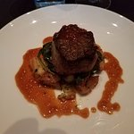 Bear Creek Farm's Filet Mignon - everything about this dish was delicious!