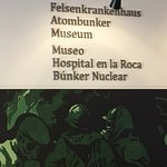 Hospital in the Rock Nuclear Bunker Museum Foto