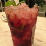 berries mojito :)