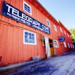 The Whale Museum at Telegraph Cove