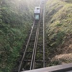 Lynton and Lynmouth Cliff Railway Foto