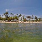 Photo de Forte Beach