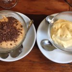 The desserts :)