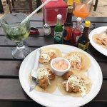Great service, tasty food and delicious drinks. Perfect beach bar experience. Marvin served our