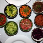 Mezze Starters by Chef Ahmed