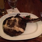 Tomahawk Steak  - was Awesome