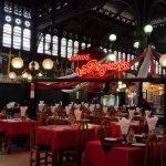 restaurante Don Augusto mercado central