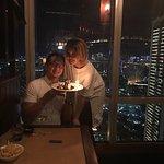 Birthday Candle Light Dinner