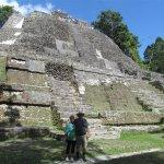 Mayan ruins Lamanai