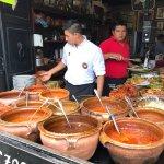 Delicious Guatemalan food!