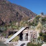 aguas termales Cacheuta