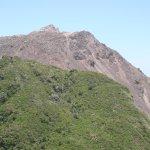 妙見展望台から見た平成新山