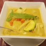 Yellow Curry with veggies