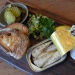 Blue Mini Sardines