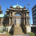 Pabst Mansion Exterior - Gift Shop in Former Archdiocese Chapel