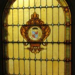 Pabst Mansion - Stained Glass in Gift Shop